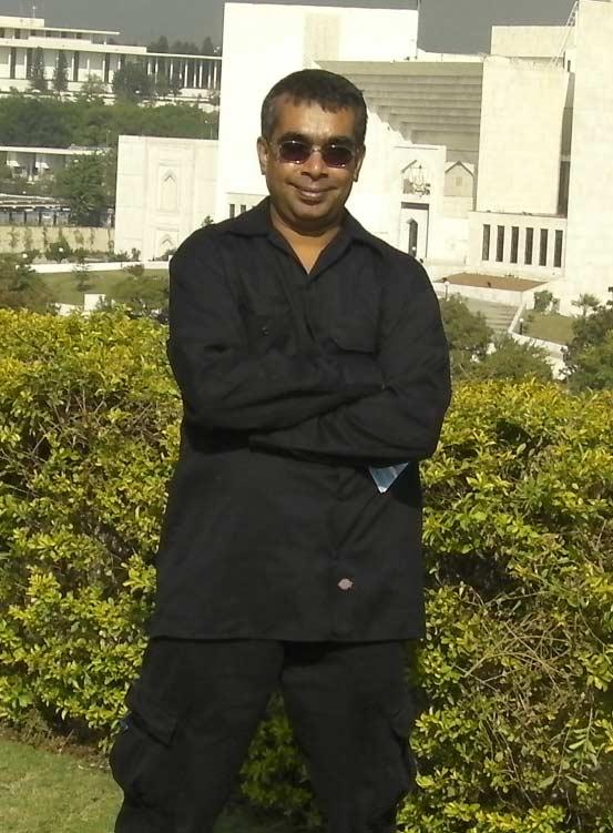 马来西亚科技大学教授马修·梅瓦克博士