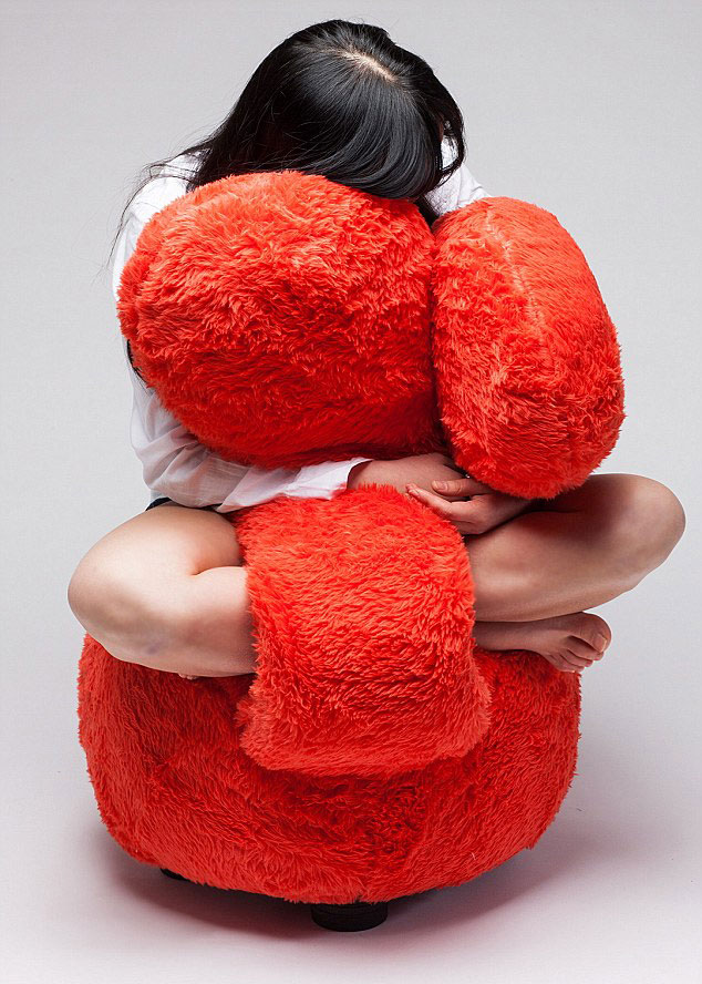 Le créateur sud-coréen Lee eun Kyoung a conçu un sofa capable d