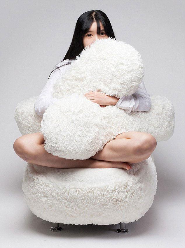 Un sofa qui vous réconforte