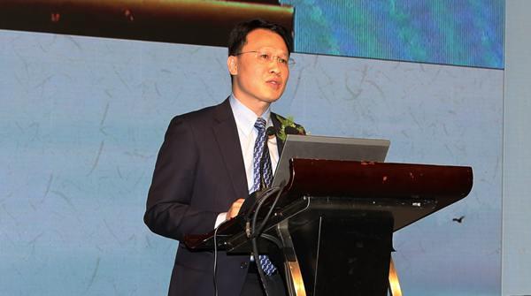 海尔集团董事局副主席、轮值总裁梁海山