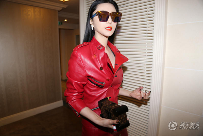 Fan Bingbing au défilé Louis Vuitton