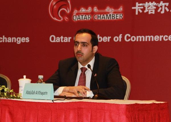 ألقى القائم بالأعمال بالإنابة عبد الله سيف الخيارين كلمة في مؤتمر صحفي