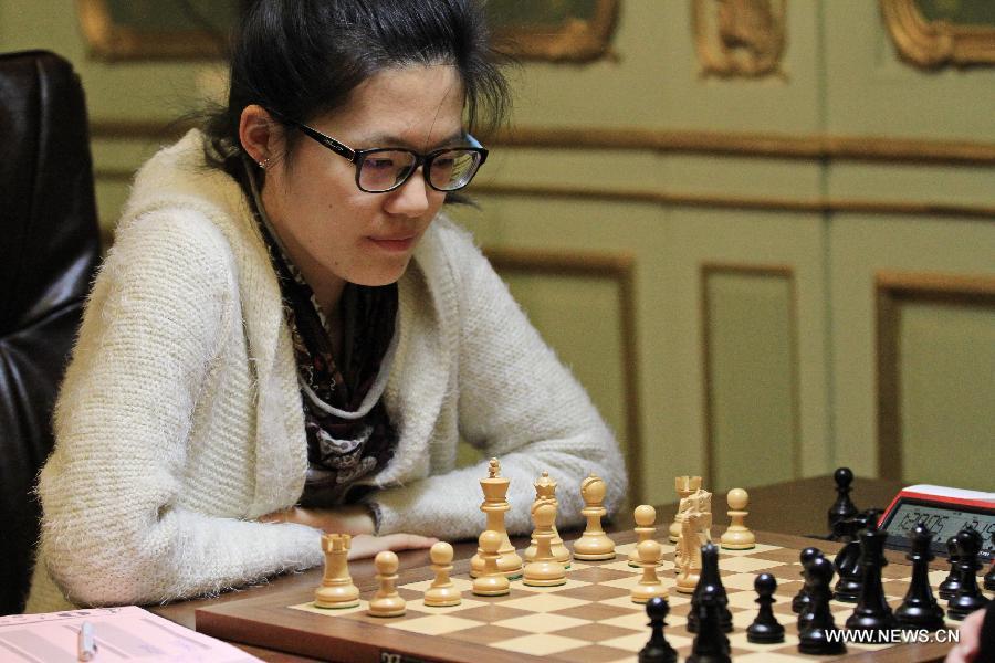 Китаянка Хоу Ифань вернула себе титул чемпионки мира по шахматам