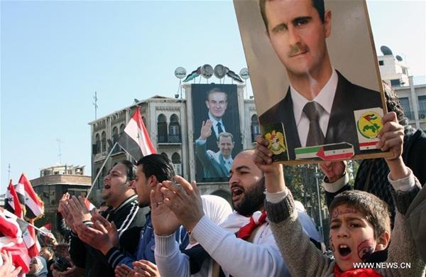 الذكرى الخامسة لاندلاع أزمة سوريا: التطلع الى السلام الدائم