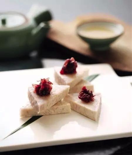 下午茶必选:这些美cry的中式甜点