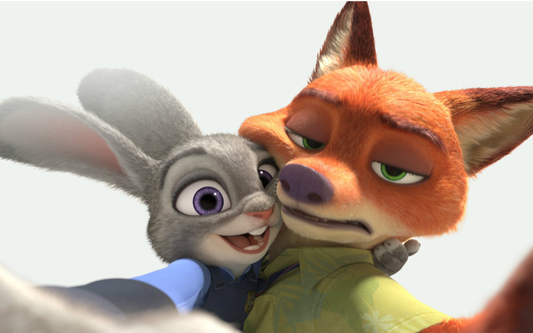 Zootopia en tête du box-office en Chine