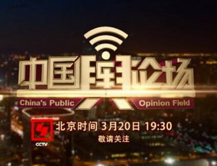 《 中国舆论场》