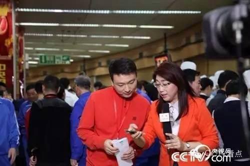 《新闻联播》主播康辉