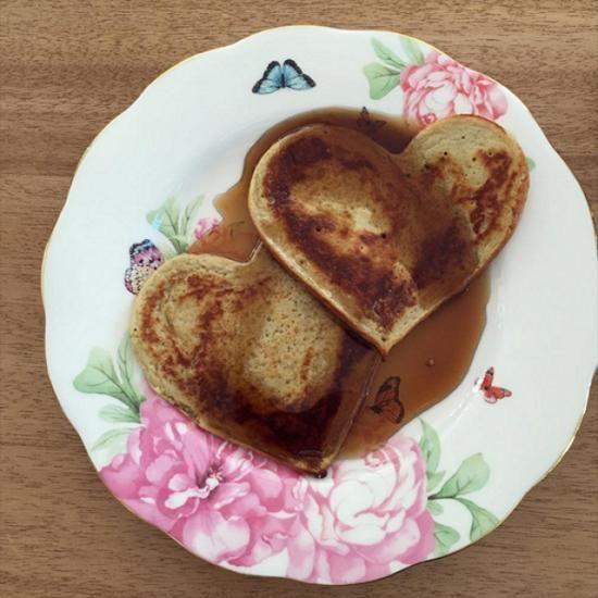 好身材是要付出代价的:名模的早餐大揭秘