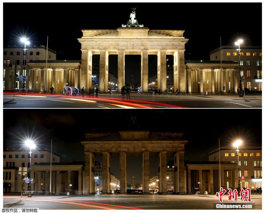 """""""Earth Hour"""": La planète a éteint ses lumières"""