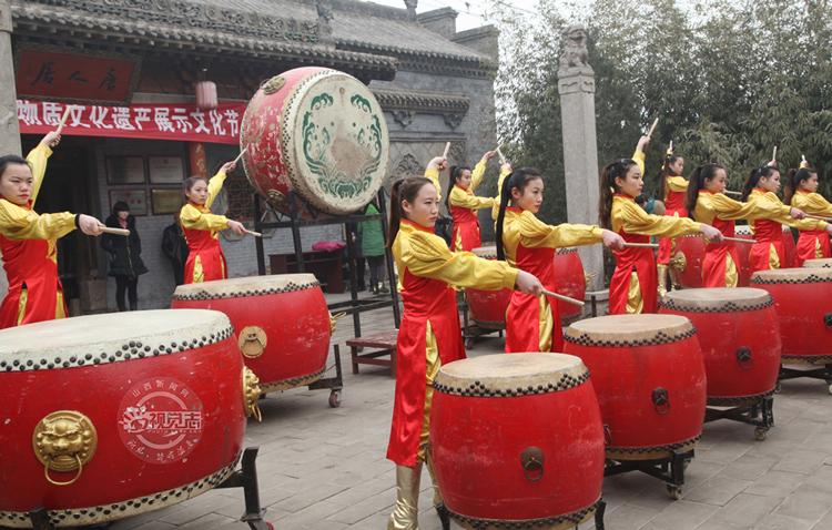 zhouyongkang_folk drum beats: range of styles at joint concert