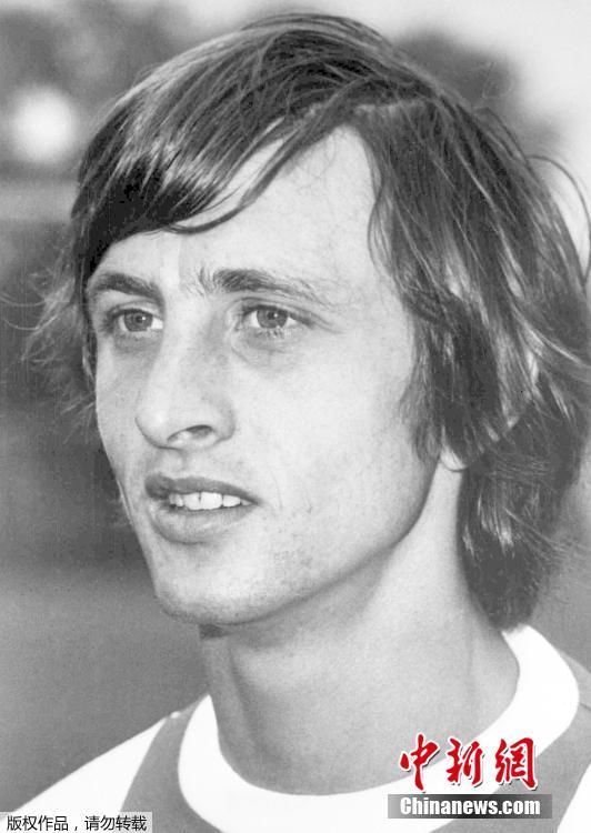 Décès de Johan Cruyff,footballeur de légende