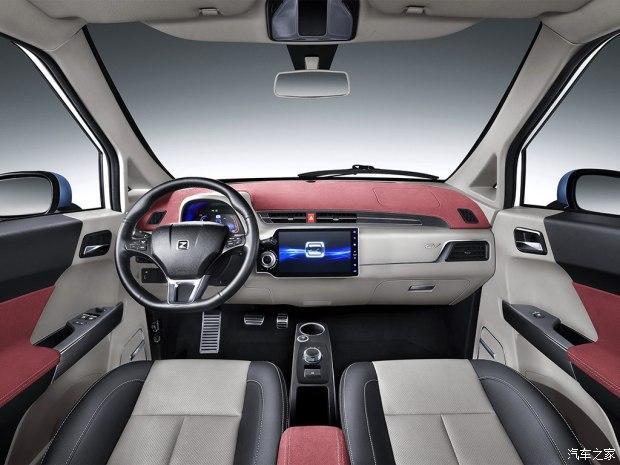 众泰E200内饰-自主新能源车盘点 北汽电动超跑3秒破百