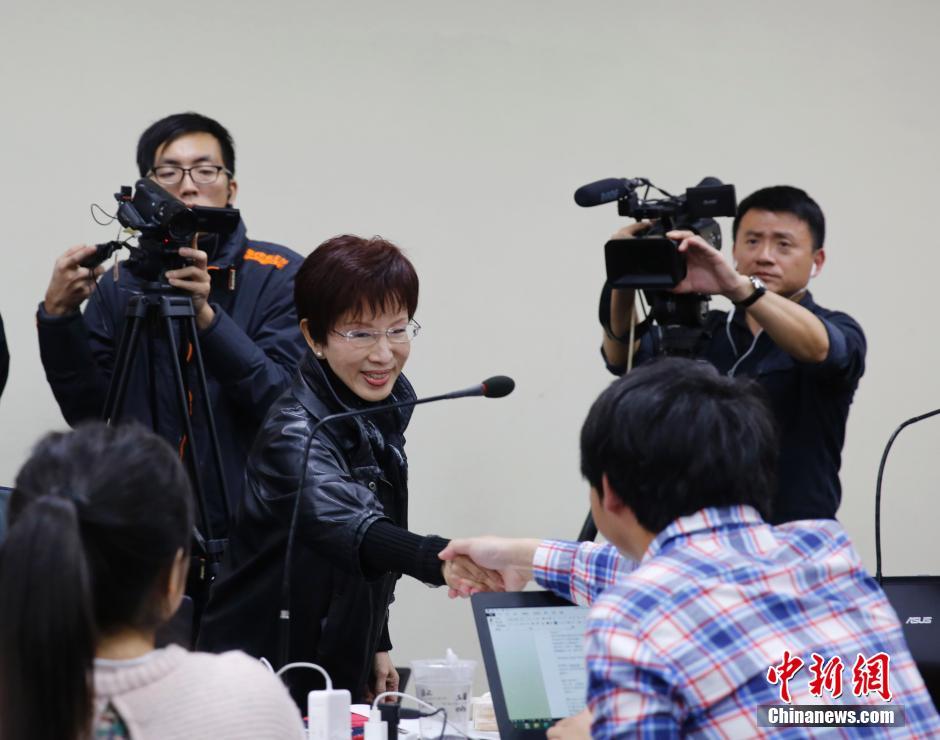 Xi Jinping félicite et salue la nomination de Hung