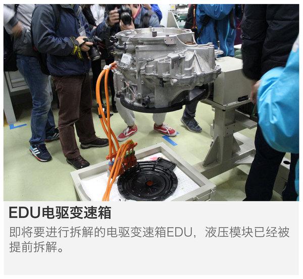 水会怎样 体验荣威e550混动技术高清图片