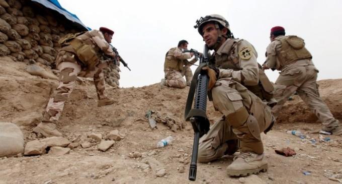 Fuerzas iraquíes se preparan para la batalla para recuperar Mosul