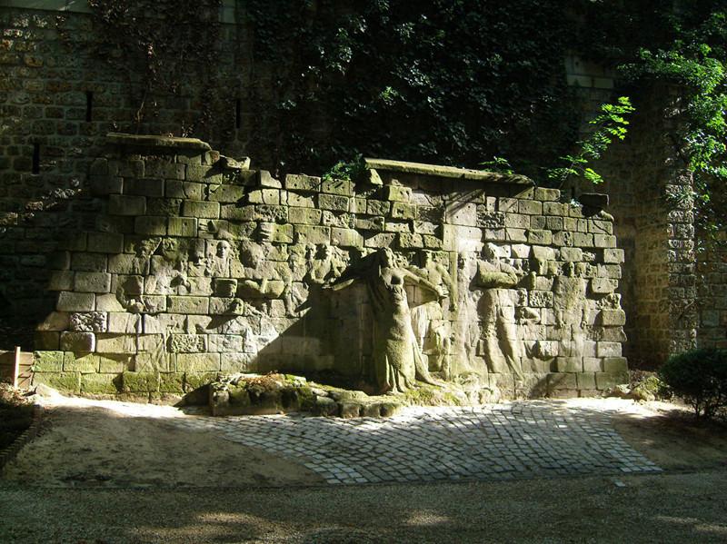 1. Le cimetière du Père-Lachaise (France)
