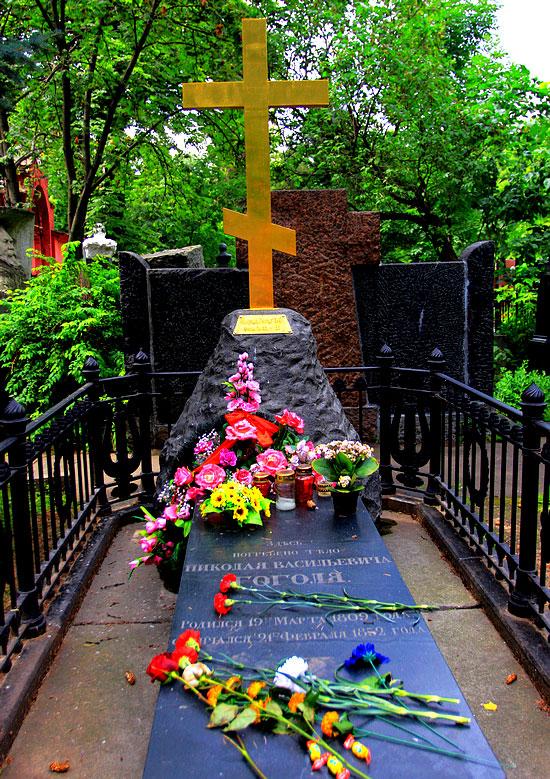 2. Le cimetière de Novodevitchi (Russie)