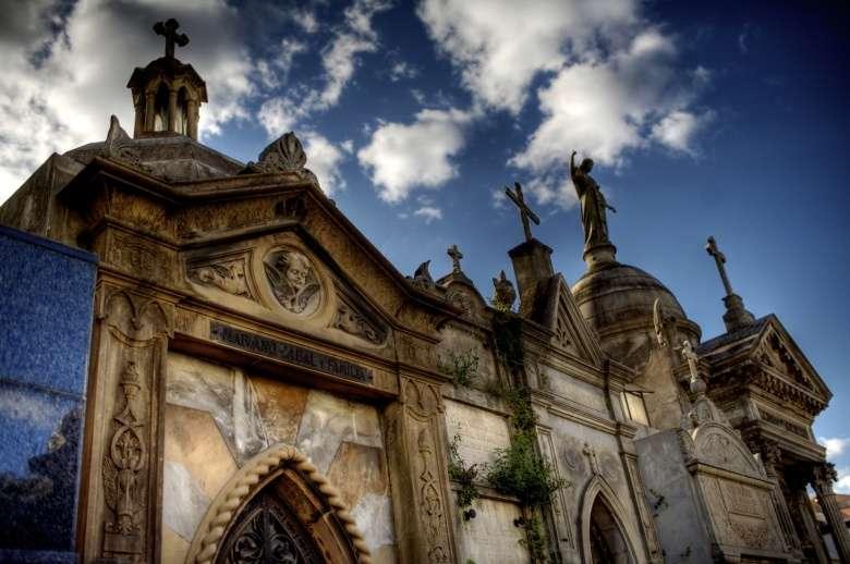 4. Le cimetière de Recoleta (Argentine)