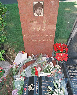 2. Bruce Lee : Seattle (Etats-Unis)
