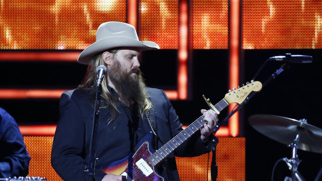 Chris Stapleton came away with Album of the Year, Song of the Year, and Male Vocalist of the Year. Female Vocalist of the Year went to Miranda Lambert.
