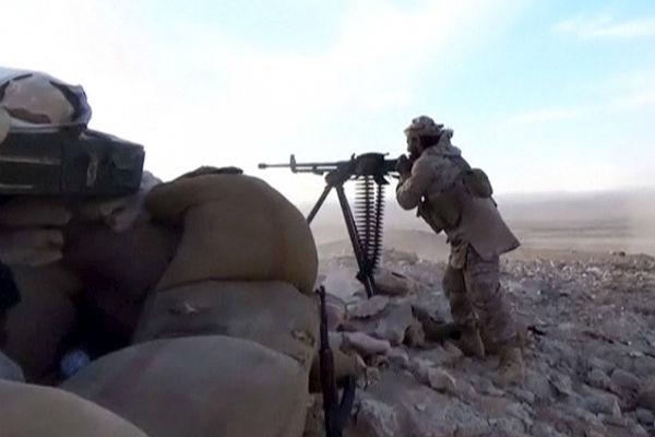 Архив:Боевики ИГ применили иприт в провинции Дейр-эз-Зор