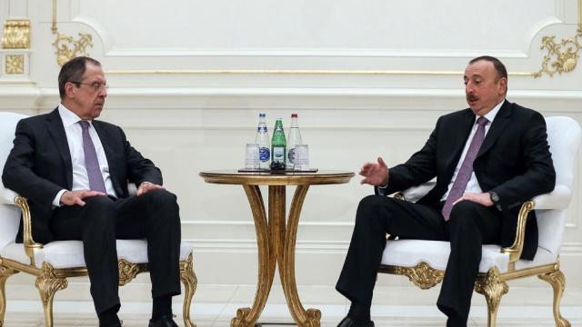 В Баку завершилась встреча глав МИД России, Ирана и Азербайджана