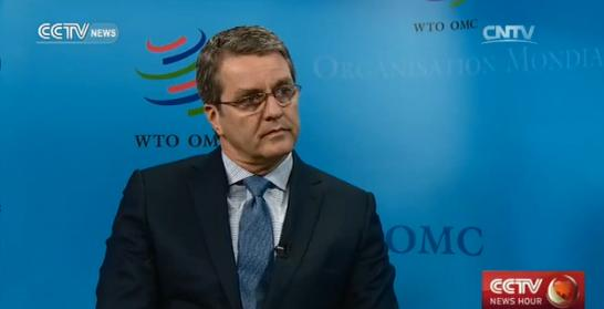 Exclusive interview with WTO Director General Roberto Azevedo