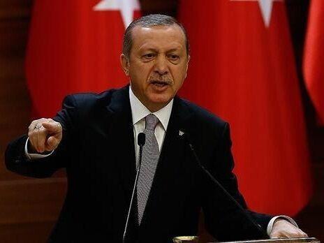 Реджеп Тайип Эрдоган, Президент Турции