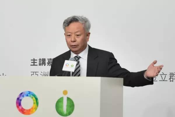 Цзинь Лицюнь, Президент АБИИ