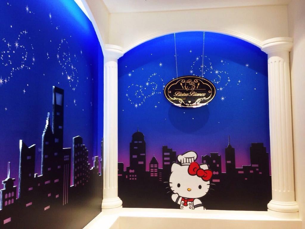 "В Шанхае открылся ресторан ""Hello Kitty """