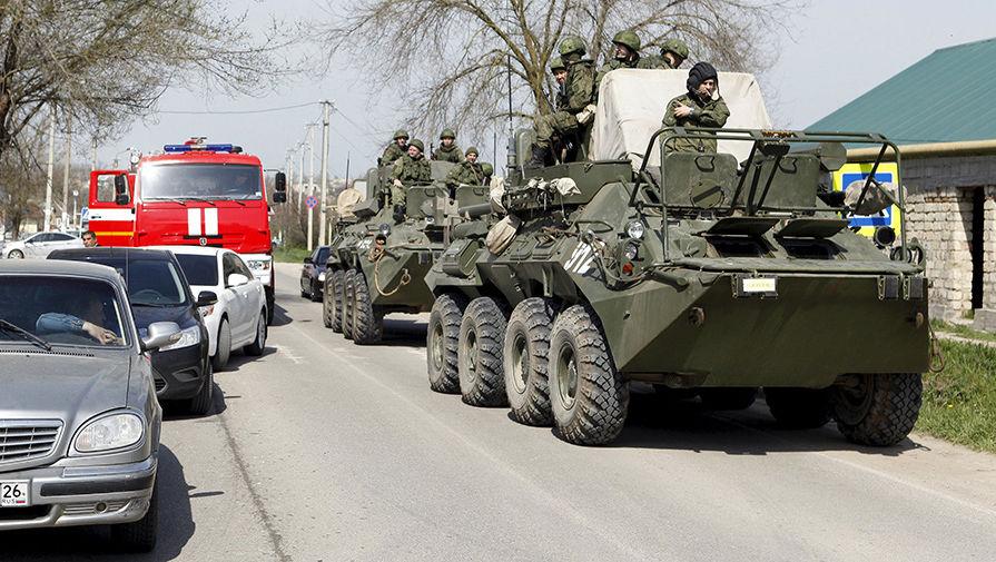 Трое террористов напали на полицейский участок в поселке Новоселицкое на Ставрополье