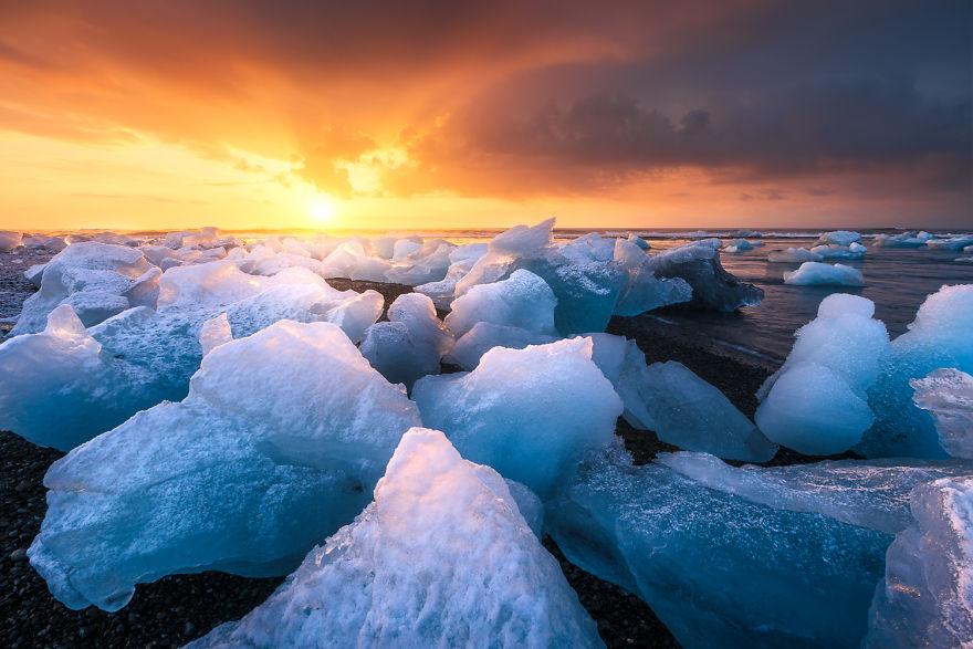 Galerie : les plus beaux couchers de soleil du monde