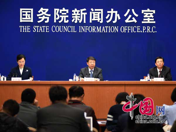 The Chinese government reiterated the key elements of its value-added tax reforms on Tuesday.
