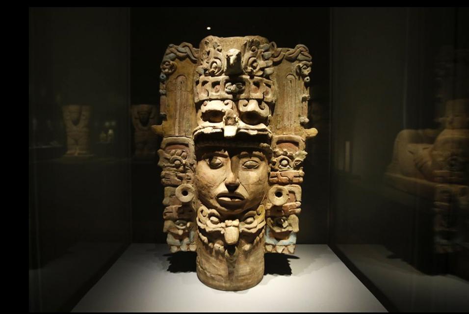 Two thousand years of Mayan Art in Berlin