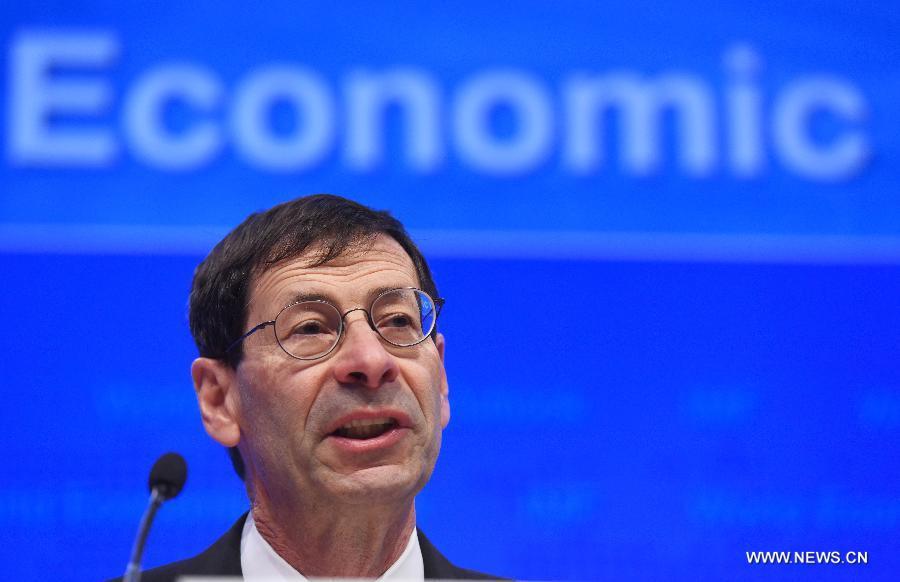 Морис Обстфельд, Главный экономист МВФ