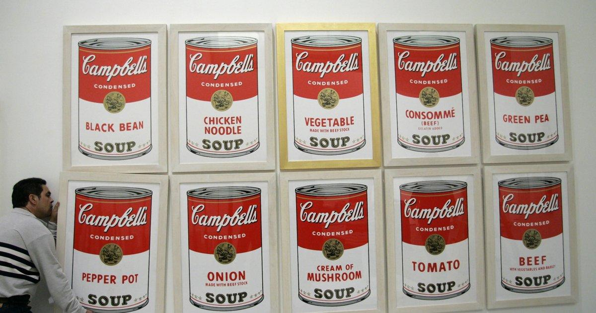 Descubierto un posible Caravaggio y perdido un Warhol