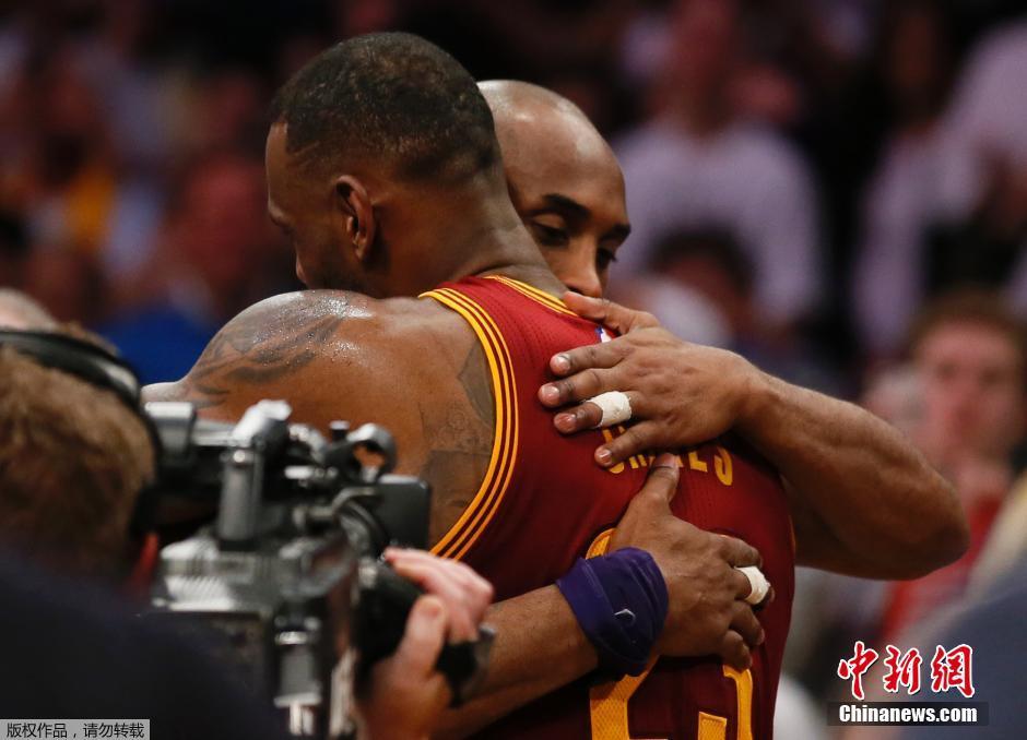 A 37 ans, la légende du basket Kobe Bryant a joué son dernier match et pris sa retraite