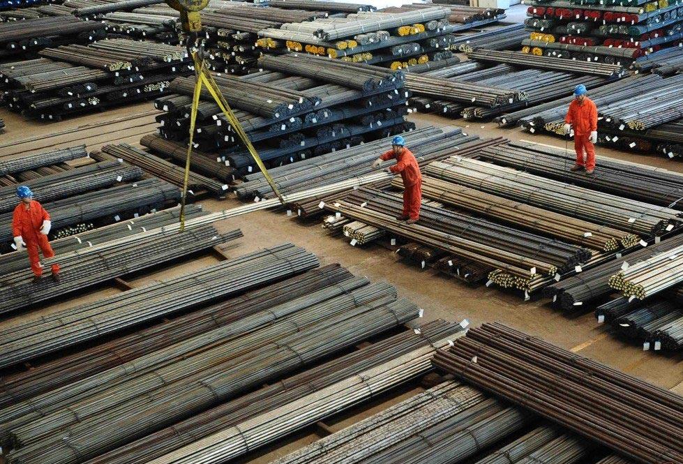 Архив:В КНР вводят ограничения на использование земель для производства стали и угля