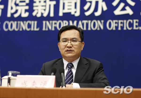 Шэн Лайюнь, Представитель Государственного статистического управления КНР