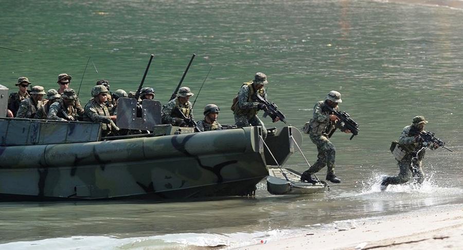 Минобороны КНР прокомментировало укрепление альянса США и Филиппин