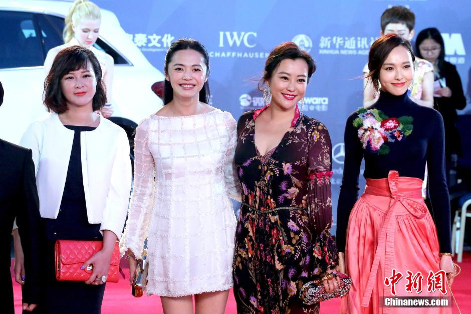 The sixth annual Beijing International Film Festival has kicked off in China