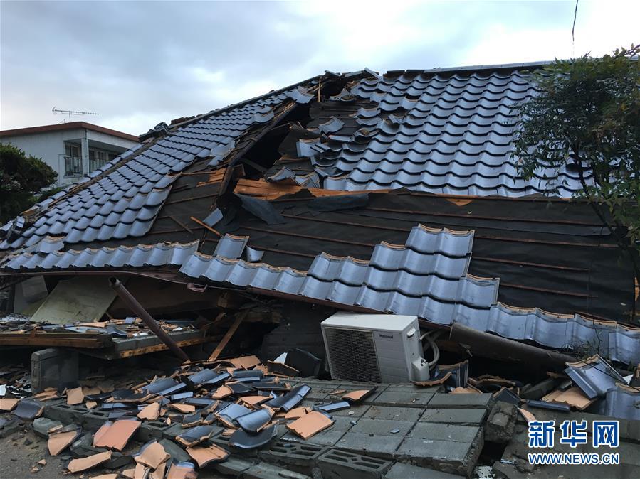 41 человек погиб, более 2000 получили ранения в результате землетрясения на Кюсю