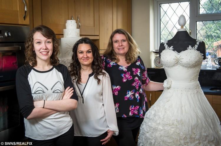 Ce n'est pas vraiment une robe de mariée !
