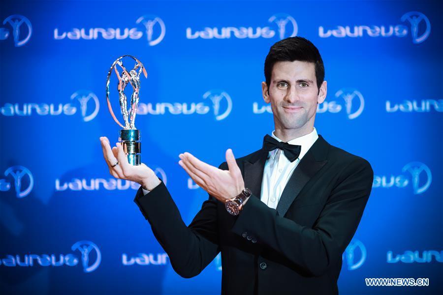 Laureus World Sports Awards 2016: Des stars sportives présentes à la cérémonie de remise des prix