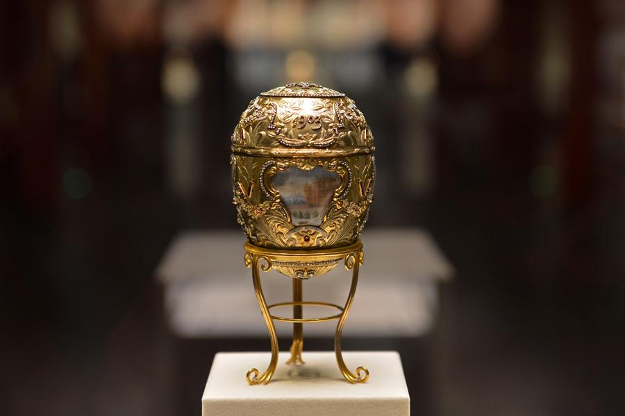 Музей изобразительных искусств Вирджинии представил более 200 изделий знаменитого ювелира