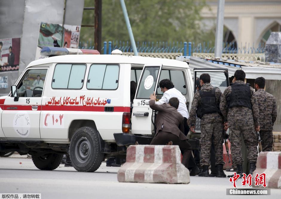 Взрыв в центре Кабула: Свыше 30 человек погибли, не менее 327 пострадали