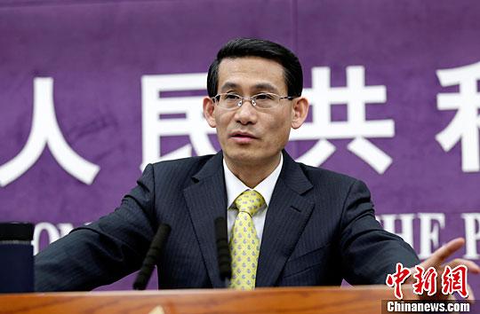 Шэнь Даньян, Официальный представитель министерства коммерции КНР