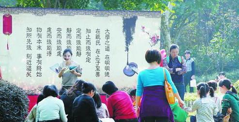 闽南讲古斗阵听将在启动仪式上上演。