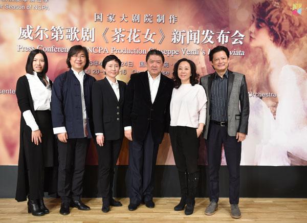 Новая постановка создана совместными усилиями артистов NCPA и Китайской филармонии